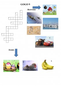 Crossword Gogo 9