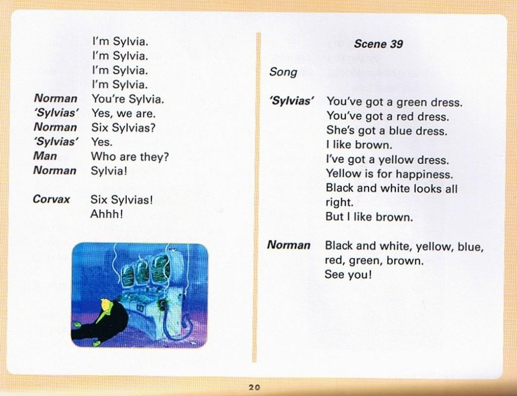Смотреть мультфильм Muzzy in Gondoland (3). Английский текст мультфильма - 8.