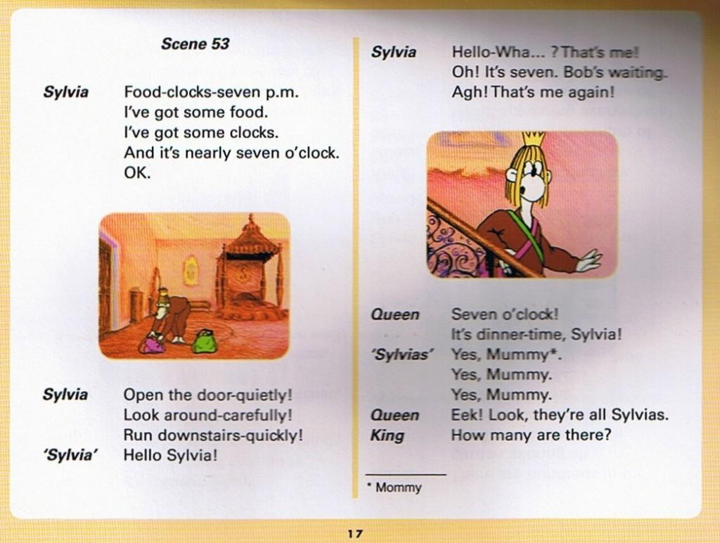 Смотреть мультфильм Muzzy in Gondoland (5). Английский текст мультфильма - 5.