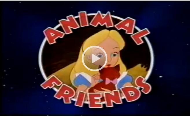 Magic English Cartoons: Animal Friends