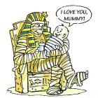 English family (Mummy)