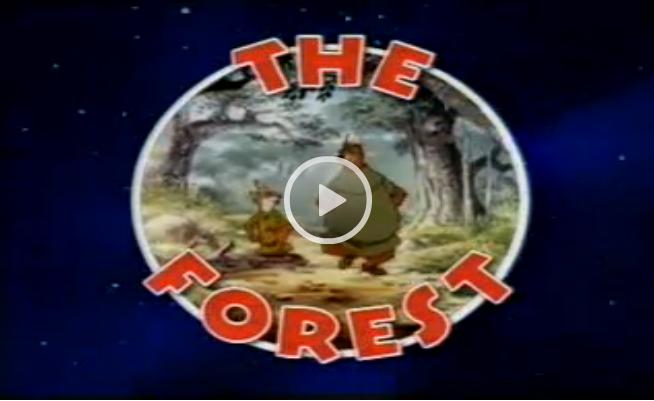Magic English Cartoons: The forest (Лес)