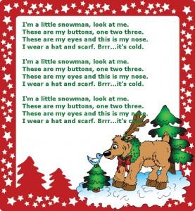 Christmas-song №4 (Очень простая новогодняя песенка для детей на английском языке)