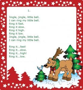 Christmas-song №5 (1) (Очень простая новогодняя песенка для детей на английском языке)