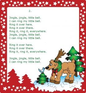 Christmas-song №5 (2) (Очень простая новогодняя песенка для детей на английском языке)