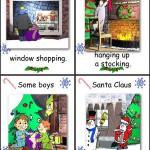 Карточки для игр по теме Рождество (1)