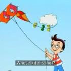 Мультфильм про Gogo и притяжательные местоимения (абсолютная форма)