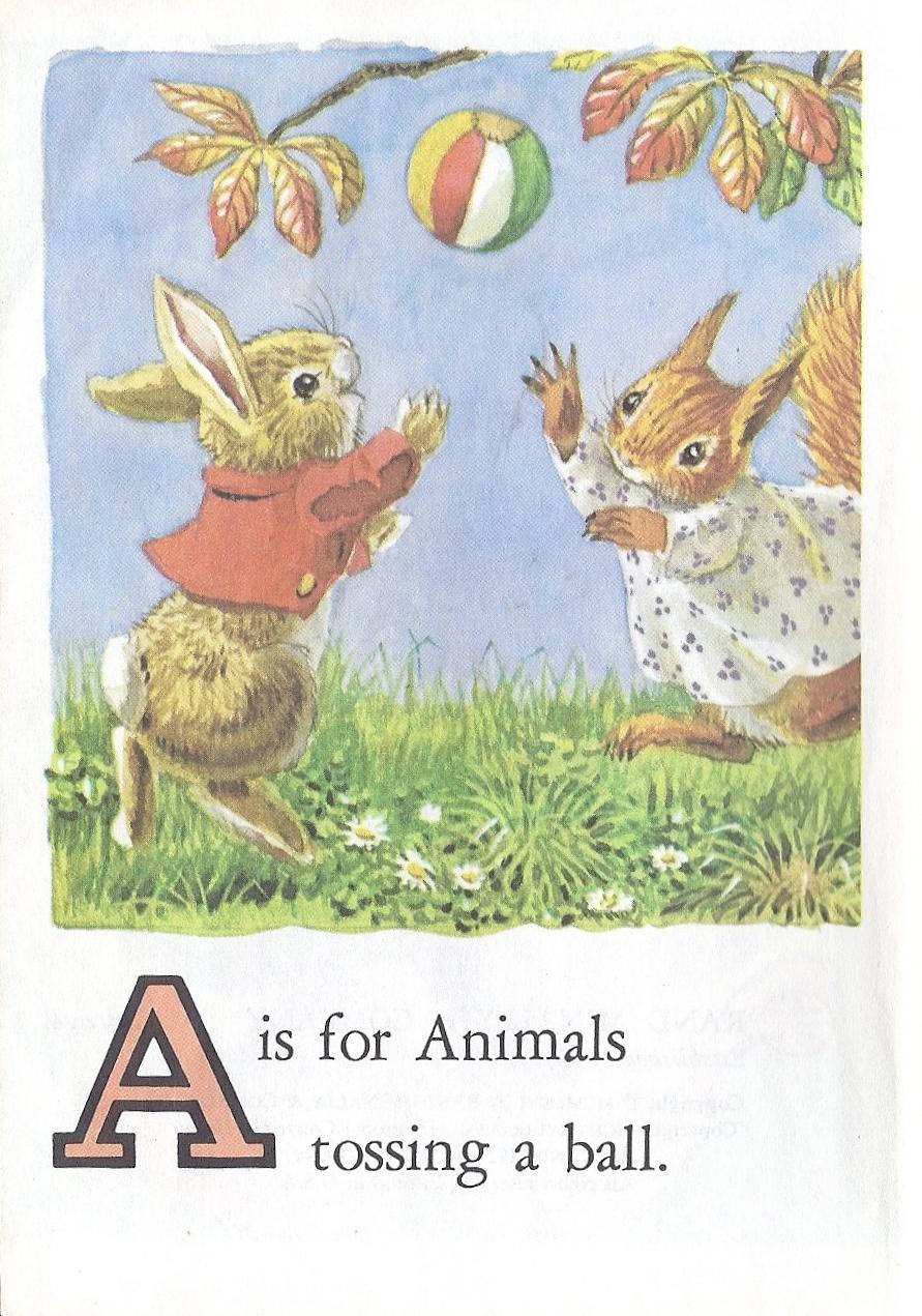 Карточки с алфавитом