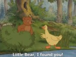 Little Bear: Hide and Seek with English subtitles.