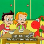 Gogo 36: May I make some soup, please?