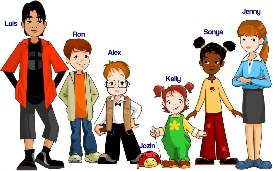игры для детей на английском языке тему знакомство