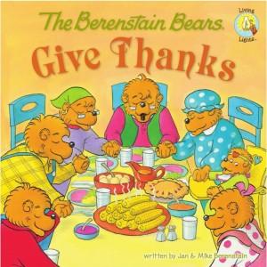 The Berenstain Bears Give Thanks - Слушать историию на английском языке на День благодарения.