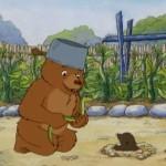 Little Bear The garden war2