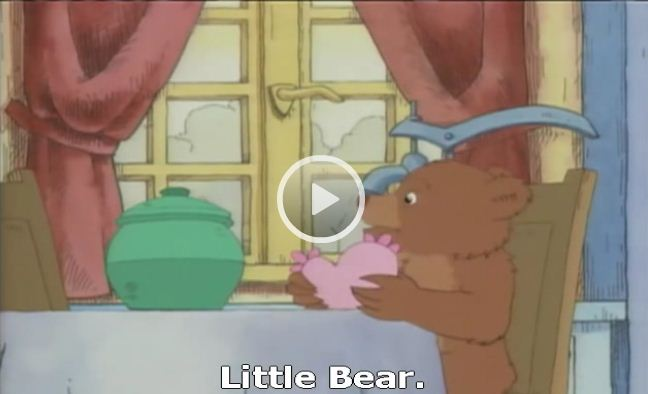 Little Bear Valentines Day (Cartoon)