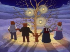 Little Bear Winter Solstice