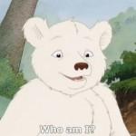 """Английский мультик с субтитрами: """"Little Bear: Polar bear."""""""