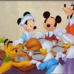 Turkey Dinner, - песня для детей на День благодарения.